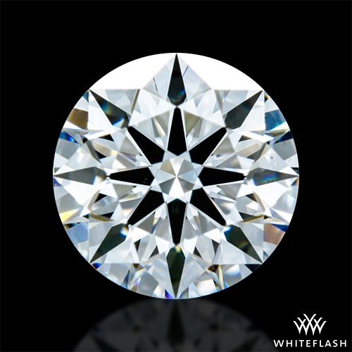 0.713 ct D VS1 A CUT ABOVE® Hearts and Arrows Super Ideal Round Cut Loose Diamond