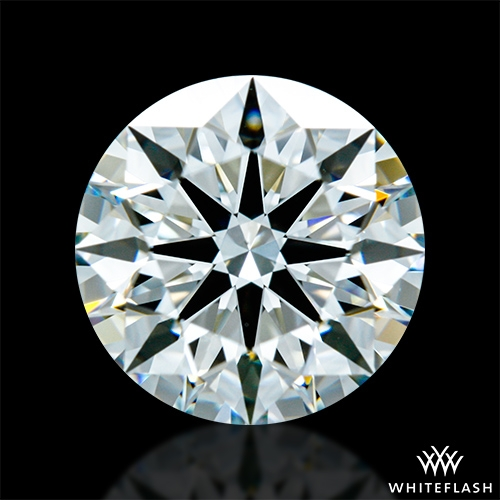 1.27 ct I VS2 A CUT ABOVE® Hearts and Arrows Super Ideal Round Cut Loose Diamond