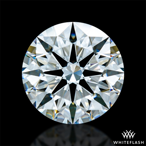 2.051 ct E VVS2 A CUT ABOVE® Hearts and Arrows Super Ideal Round Cut Loose Diamond