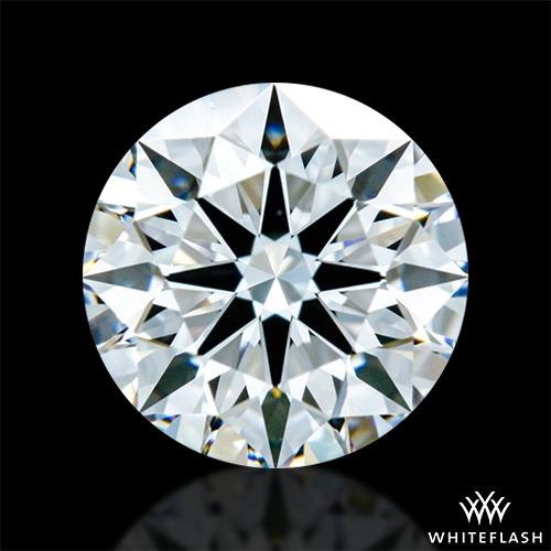 0.603 ct E VVS2 A CUT ABOVE® Hearts and Arrows Super Ideal Round Cut Loose Diamond