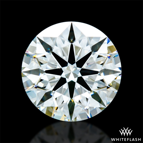 0.88 ct I VS2 A CUT ABOVE® Hearts and Arrows Super Ideal Round Cut Loose Diamond