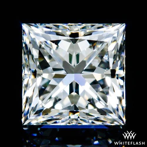 0.652 ct G VS1 A CUT ABOVE® Princess Super Ideal Cut Diamond