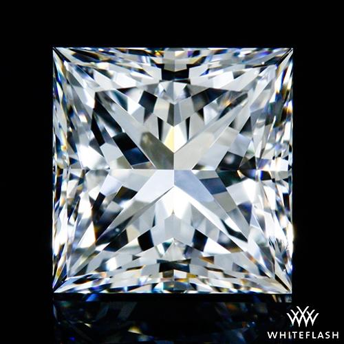 Diamond 0 725 Ct F Vs1 A Cut Above 174 Princess Super Ideal