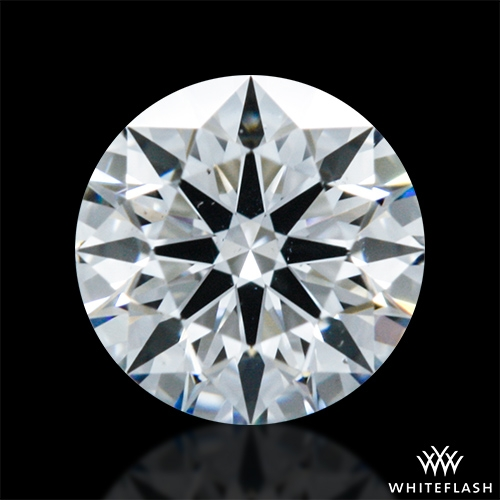 0.303 ct F VS2 A CUT ABOVE® Hearts and Arrows Super Ideal Round Cut Loose Diamond