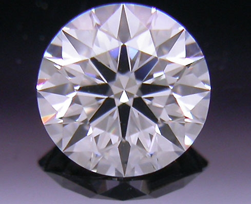 0.306 ct F VVS2 A CUT ABOVE® Hearts and Arrows Super Ideal Round Cut Loose Diamond