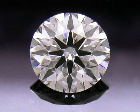 0.23 ct H SI1 A CUT ABOVE® Hearts and Arrows Super Ideal Round Cut Loose Diamond