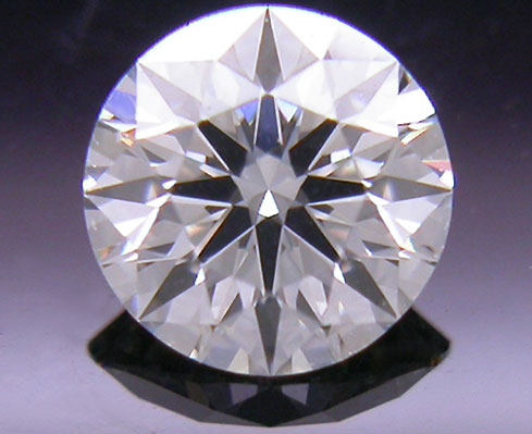 0.28 ct H SI1 A CUT ABOVE® Hearts and Arrows Super Ideal Round Cut Loose Diamond