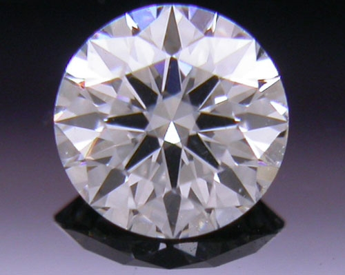 0.261 ct H SI1 A CUT ABOVE® Hearts and Arrows Super Ideal Round Cut Loose Diamond