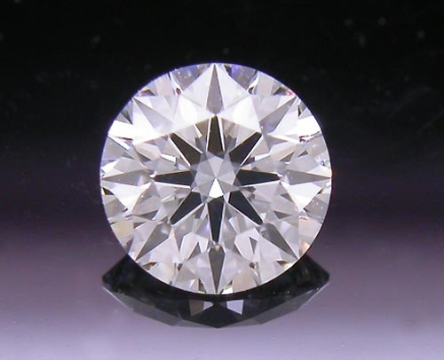 0.287 ct H VS2 A CUT ABOVE® Hearts and Arrows Super Ideal Round Cut Loose Diamond