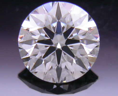 0.284 ct G SI1 A CUT ABOVE® Hearts and Arrows Super Ideal Round Cut Loose Diamond