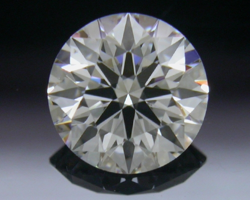 0.53 ct F VS2 A CUT ABOVE® Hearts and Arrows Super Ideal Round Cut Loose Diamond