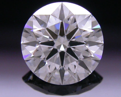 0.61 ct D VS2 A CUT ABOVE® Hearts and Arrows Super Ideal Round Cut Loose Diamond