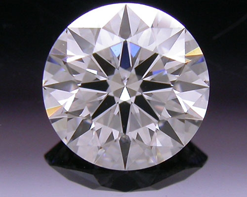 0.52 ct E SI1 A CUT ABOVE® Hearts and Arrows Super Ideal Round Cut Loose Diamond