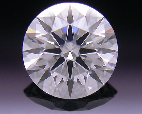 0.402 ct D VS1 A CUT ABOVE® Hearts and Arrows Super Ideal Round Cut Loose Diamond