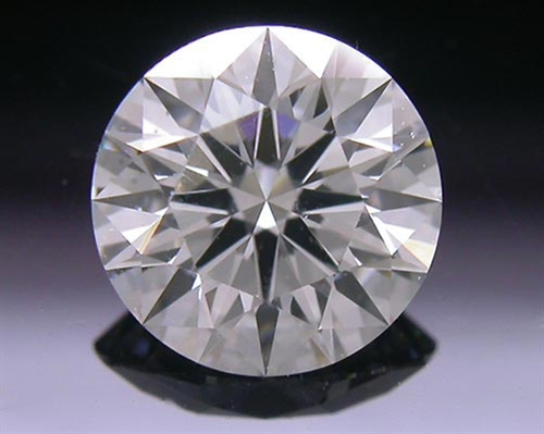 0.742 ct I SI1 A CUT ABOVE® Hearts and Arrows Super Ideal Round Cut Loose Diamond