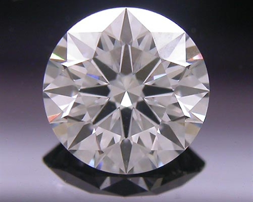 0.582 ct H SI1 A CUT ABOVE® Hearts and Arrows Super Ideal Round Cut Loose Diamond
