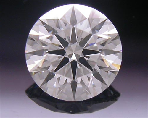 0.585 ct I VS1 A CUT ABOVE® Hearts and Arrows Super Ideal Round Cut Loose Diamond