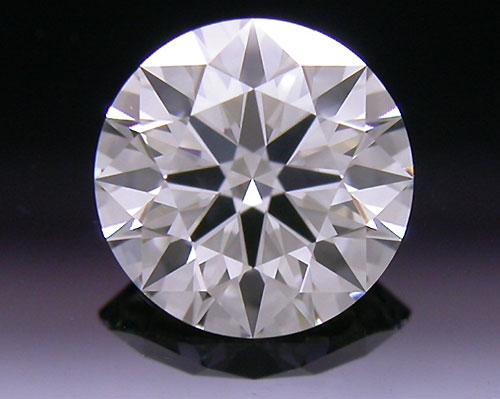0.588 ct H VS1 Expert Selection Round Cut Loose Diamond