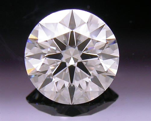 0.501 ct I VS2 A CUT ABOVE® Hearts and Arrows Super Ideal Round Cut Loose Diamond