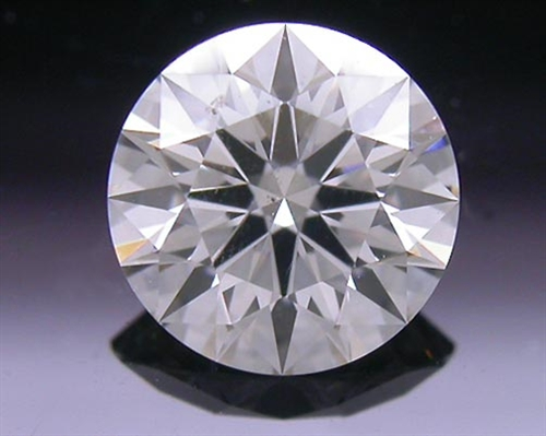 0.548 ct I SI1 A CUT ABOVE® Hearts and Arrows Super Ideal Round Cut Loose Diamond