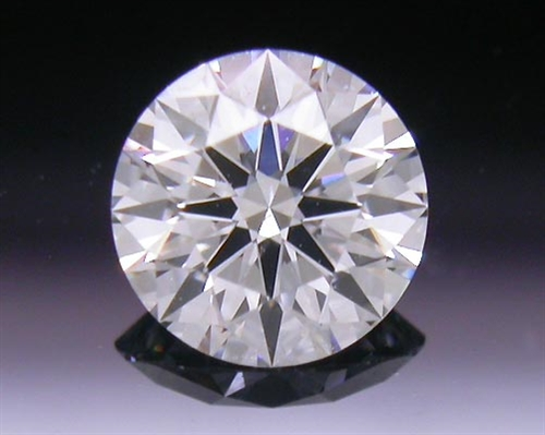 0.402 ct F SI2 A CUT ABOVE® Hearts and Arrows Super Ideal Round Cut Loose Diamond