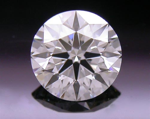 0.465 ct I VS2 A CUT ABOVE® Hearts and Arrows Super Ideal Round Cut Loose Diamond