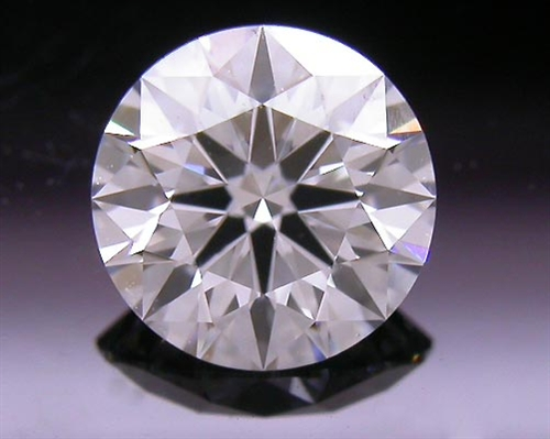 0.52 ct E VS1 A CUT ABOVE® Hearts and Arrows Super Ideal Round Cut Loose Diamond