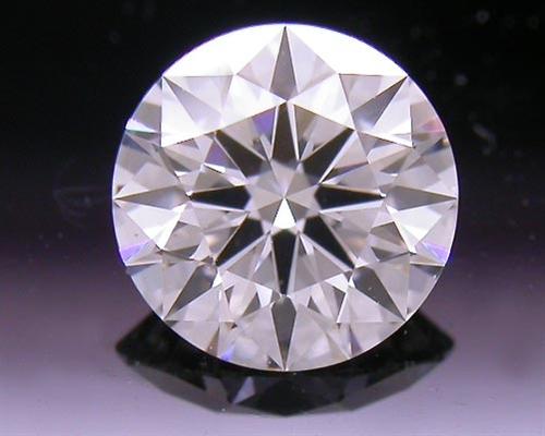 0.53 ct E VS2 A CUT ABOVE® Hearts and Arrows Super Ideal Round Cut Loose Diamond