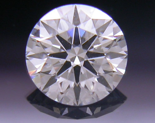 0.504 ct F SI1 Expert Selection Round Cut Loose Diamond