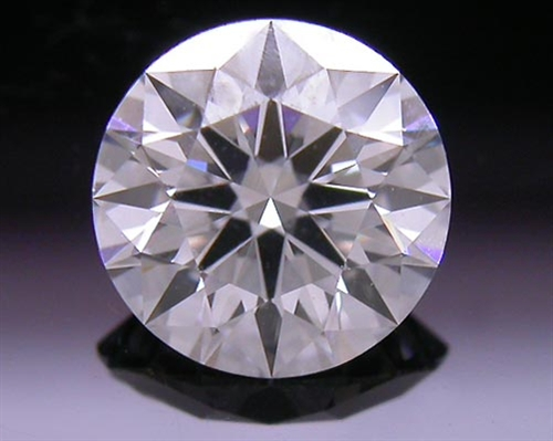 0.562 ct F SI1 A CUT ABOVE® Hearts and Arrows Super Ideal Round Cut Loose Diamond