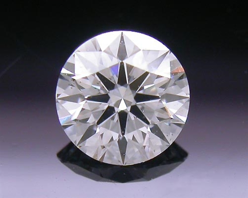 0.328 ct F SI1 A CUT ABOVE® Hearts and Arrows Super Ideal Round Cut Loose Diamond