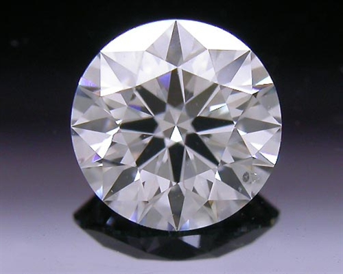 0.308 ct F SI1 A CUT ABOVE® Hearts and Arrows Super Ideal Round Cut Loose Diamond