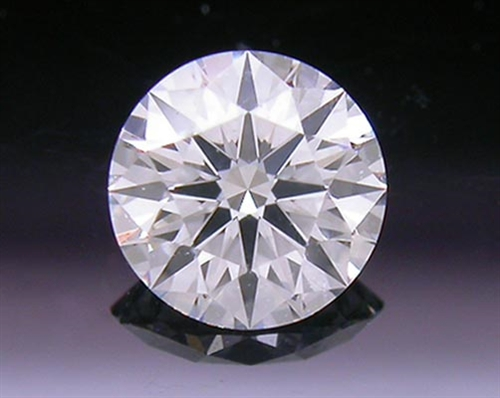 0.302 ct F VVS2 A CUT ABOVE® Hearts and Arrows Super Ideal Round Cut Loose Diamond