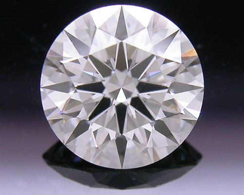 0.778 ct I SI1 A CUT ABOVE® Hearts and Arrows Super Ideal Round Cut Loose Diamond