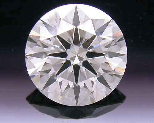 0.74 ct I SI2 A CUT ABOVE® Hearts and Arrows Super Ideal Round Cut Loose Diamond