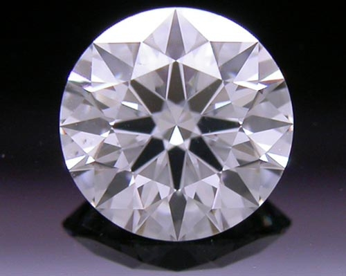 0.506 ct F SI1 A CUT ABOVE® Hearts and Arrows Super Ideal Round Cut Loose Diamond