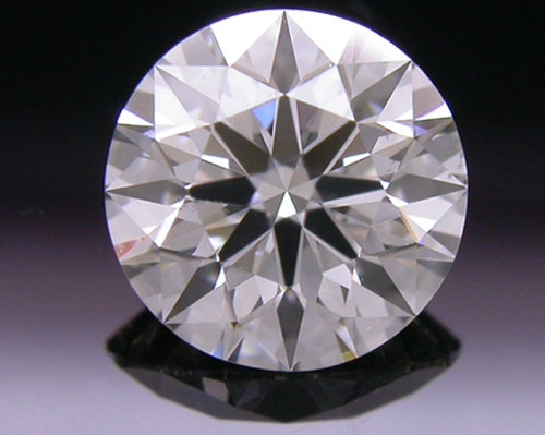 0.63 ct G SI1 A CUT ABOVE® Hearts and Arrows Super Ideal Round Cut Loose Diamond