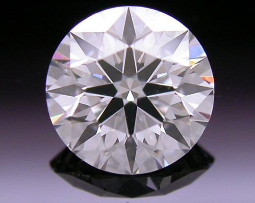 0.627 ct G VS2 A CUT ABOVE® Hearts and Arrows Super Ideal Round Cut Loose Diamond