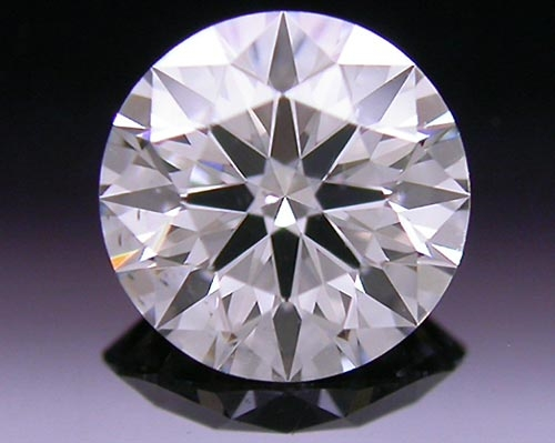 0.606 ct I SI2 A CUT ABOVE® Hearts and Arrows Super Ideal Round Cut Loose Diamond