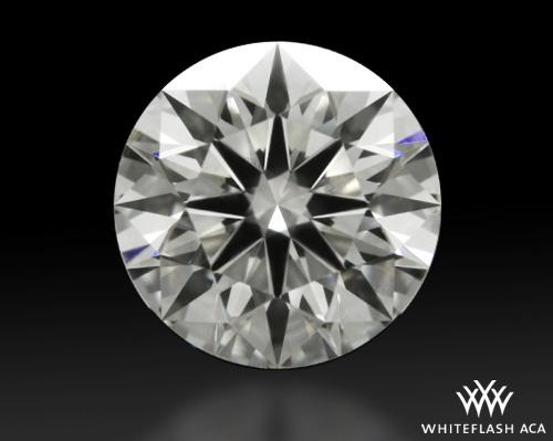 0.528 ct J VVS2 A CUT ABOVE® Hearts and Arrows Super Ideal Round Cut Loose Diamond