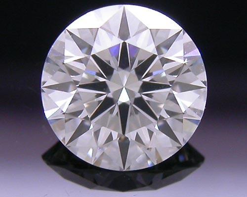 0.606 ct J VVS2 A CUT ABOVE® Hearts and Arrows Super Ideal Round Cut Loose Diamond