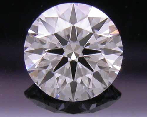 0.395 ct E VS1 A CUT ABOVE® Hearts and Arrows Super Ideal Round Cut Loose Diamond