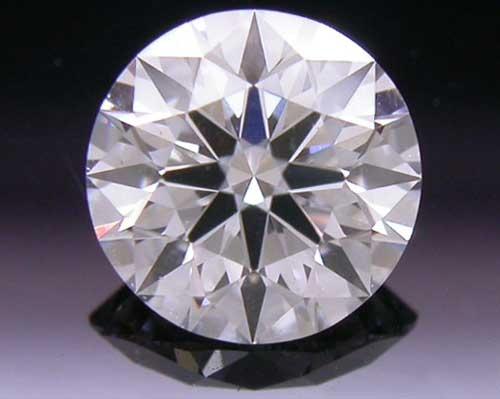 0.412 ct E VS2 A CUT ABOVE® Hearts and Arrows Super Ideal Round Cut Loose Diamond