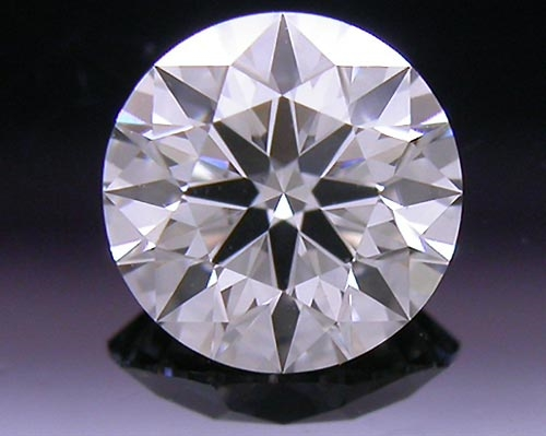 0.478 ct H VS2 A CUT ABOVE® Hearts and Arrows Super Ideal Round Cut Loose Diamond