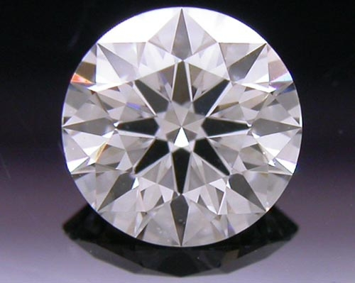 0.413 ct I IF A CUT ABOVE® Hearts and Arrows Super Ideal Round Cut Loose Diamond