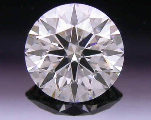0.474 ct I SI1 A CUT ABOVE® Hearts and Arrows Super Ideal Round Cut Loose Diamond