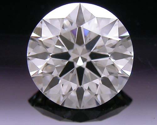 0.49 ct J VVS2 A CUT ABOVE® Hearts and Arrows Super Ideal Round Cut Loose Diamond