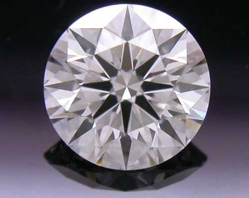 0.412 ct J VS1 A CUT ABOVE® Hearts and Arrows Super Ideal Round Cut Loose Diamond