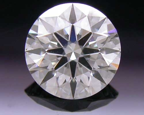 0.411 ct I VS2 A CUT ABOVE® Hearts and Arrows Super Ideal Round Cut Loose Diamond