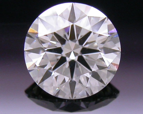 0.42 ct J SI1 A CUT ABOVE® Hearts and Arrows Super Ideal Round Cut Loose Diamond
